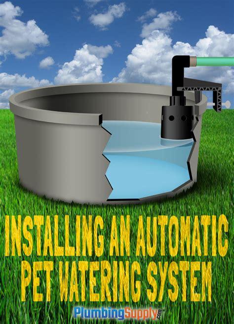 kennel water bottle watering system for dogs goldenacresdogs com