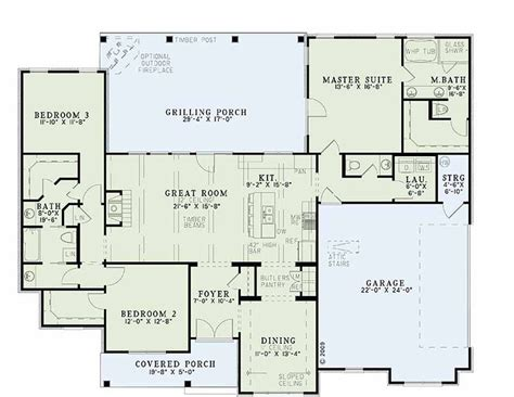 One Level House Plans With No Basement Fresh E Level House