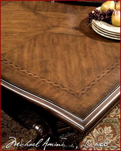 Aico Bar Stools by Aico Dining Table Windsor Court Ai 70002tbms