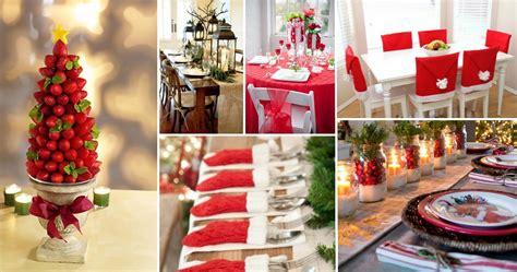 ideas increibles  decorar tu mesa en la cena de