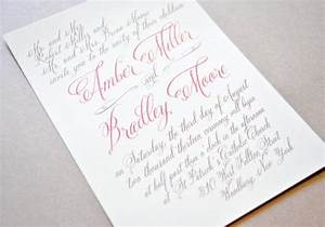 coral wedding invitations calligraphy coral wedding With calligraphy rates wedding invitations