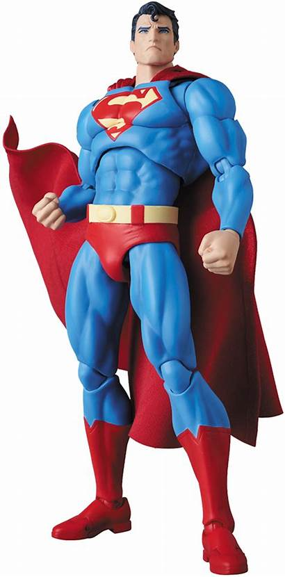 Superman Hush Medicom Figure Mafex Toy Collectible