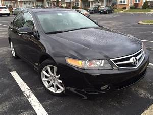 Pa Fs  2006 Acura Tsx 6 Sp Manual  100k Miles All Stock