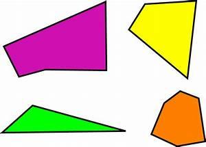 Irregular, Polygon, -, Math, Definitions