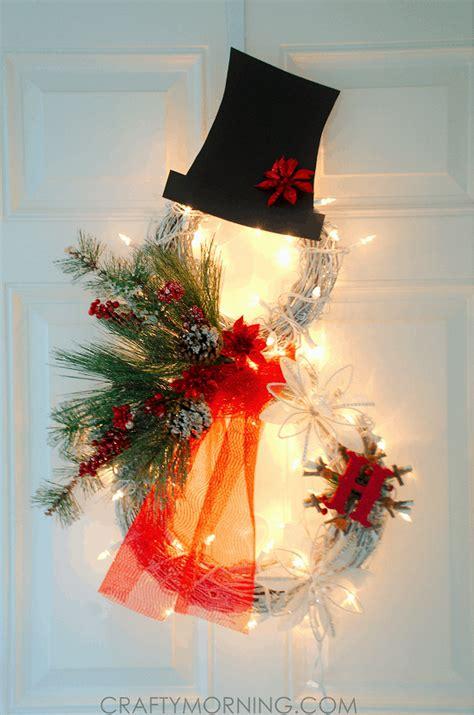 diy christmas wreath ideas skip   lou