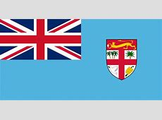 Flaga Fidżi Flagi Państw Świata flagiinfopl