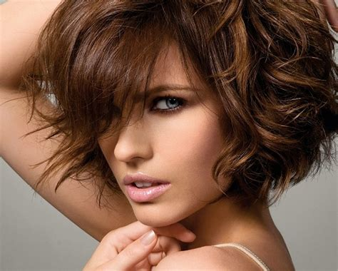 Short Messy Hairstyles For Women Womens