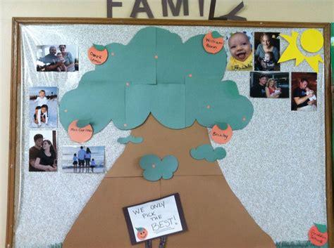 family tree bulletin board teaching preschool amp toddler 946   8dc058f6beb4a97849dbc90a1e9f9434
