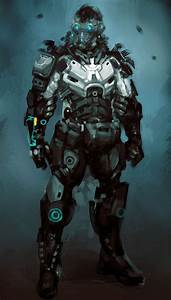 sci-fi character | SCI-FI [STEALTH/ SPECIAL OPS ...