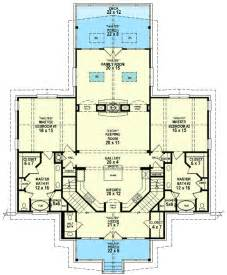 house plans two master suites dual master suites 58566sv 1st floor master suite cad available corner lot loft media