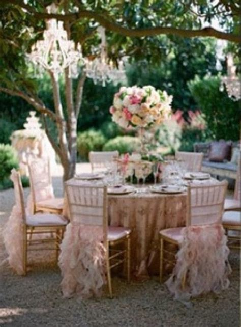 shabby chic wedding table settings table settings shabby chic pinterest