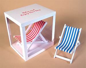 card craft card making templates deck chair display With deck chair template