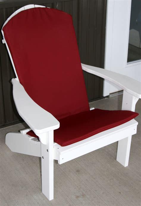 adirondack chair cushion 187 amish woodwork