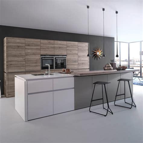 cuisine haut de gamme allemande la cuisine en bois une tendance indémodable inspiration