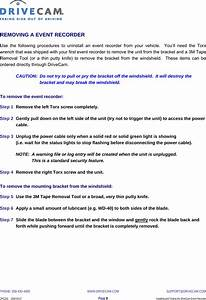 Lytx Dciii Video Event Recorder User Manual Installation