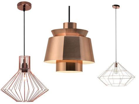 lustre pour cuisine luminaire cuivre suspension le nouveautés