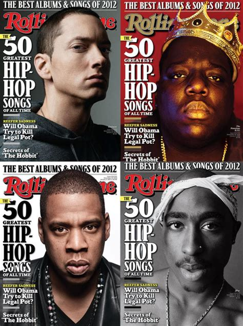 Best Rap Songs by Rolling Unveils Top 50 Hip Hop Songs Of All Time