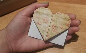 Filmpje: DIY origami hartjesboekenlegger - Beautylab.nl