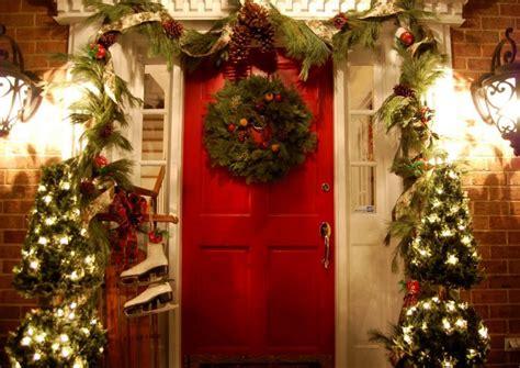 decorazioni natalizie  esterni gli addobbi magici