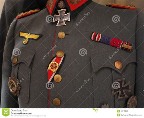 uniforme militaire formel allemand de la deuxi 232 me guerre