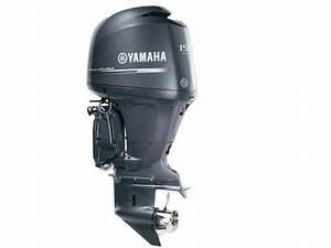New 0000 Yamaha Four Stroke In