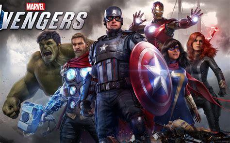 3840x2400 Marvel's Avengers Video Game UHD 4K 3840x2400 ...