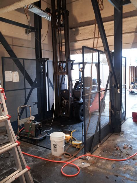 services elevator removal
