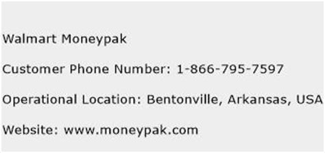 walmart customer service phone walmart moneypak customer service phone number toll