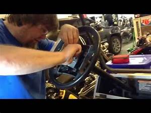 Club Car Steering Wheel Removal And Installation