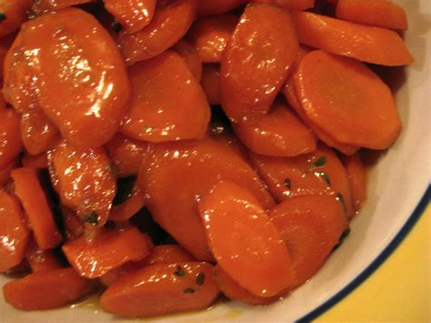 glazed carrots recipe glazed carrots with cayenne recipe dishmaps