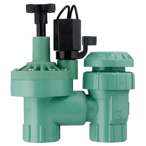 watermaster  anti siphon sprinkler valve fnpt plastic lifeandhomecom
