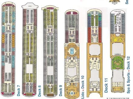 carnival glory ship deck plan car pictures car canyon