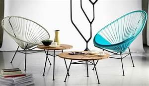 Fauteuil Acapulco Casa : fauteuil acapulco c 39 est vintage et frais typique du design mexicain des ann es 50 ~ Teatrodelosmanantiales.com Idées de Décoration