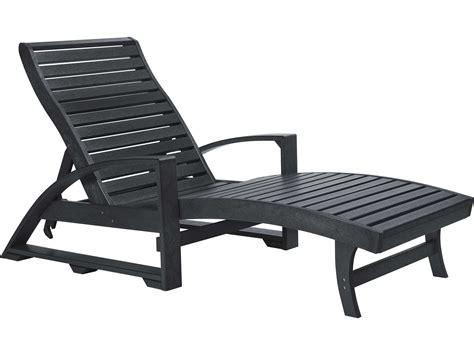 chaise pvc c r plastic st tropez chaise lounge with wheels l38
