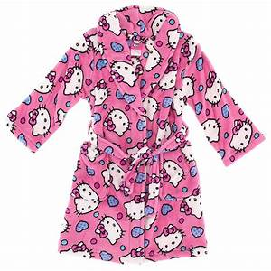 fun girl robes in a variety of styles With robe hello kitty