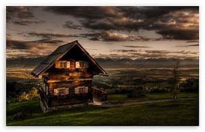 Beautiful Cottage 4K HD Desktop Wallpaper for 4K Ultra HD ...