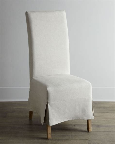 parson chairs slipcovers