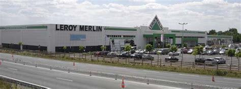 siege leroy merlin lezennes urbicom expert en urbanisme commercial cdac études