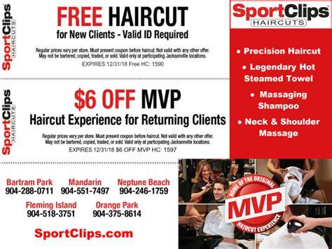 free haircut or 6 off mvp deals discounts jax4kids com