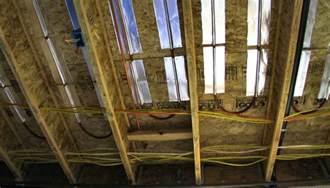 Staple Up PEX Radiant Floor Heating