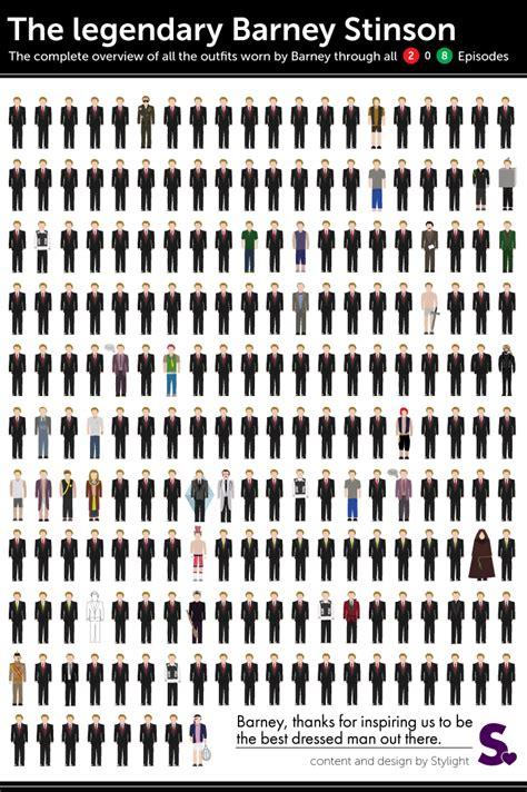 barney stinsons resume design bild