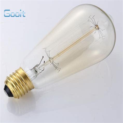 aliexpress buy incandescent vintage bulb 40w 220v