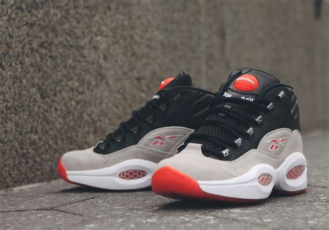 a look at the reebok a detailed look at the reebok question sneakernews com