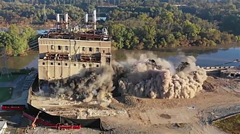 implosion levels remains   buck steam station power
