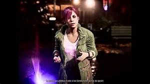 inFAMOUS Second Son. Momento Fetch y Delsin - YouTube