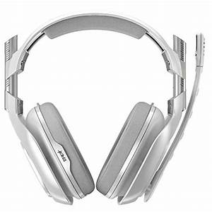 ASTRO Gaming A40 TR Gaming Headset White Xbox One PS4