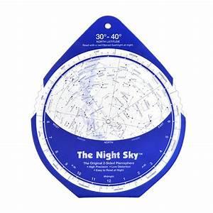 David Chandler Planisphere Star Finder Latitude 40