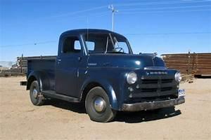 Survivor Truck  1950 Dodge B