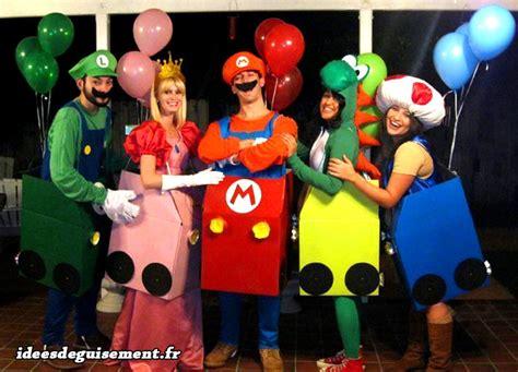 idees originales deguisements costumes theme couleurs