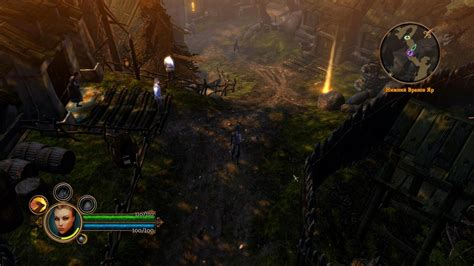 influence dungeon siege 3 обзор dungeon siege 3